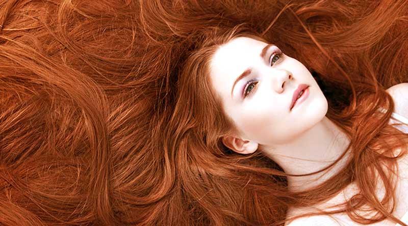 Червена боя за коса от Agora BBeauty