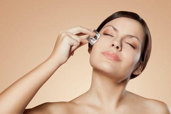 Здравен блог - козметичен лед, използване, правила