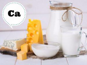Здравен блог - храни, калций, прием